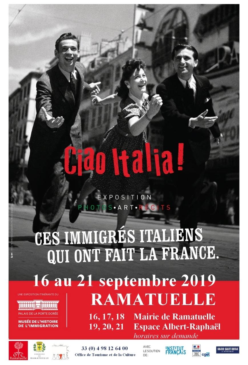 10 - Exposition Ciao Italia !